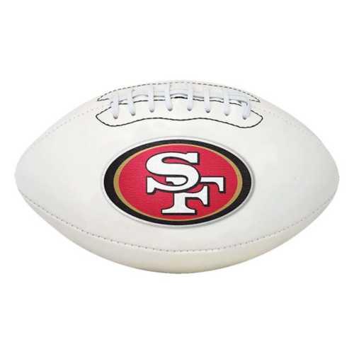 Rawlings San Francisco 49ers Signature Football