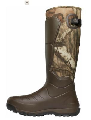 Men's LaCrosse 3.5mm Mossy Oak Infinity Aerohead Hunting Boot