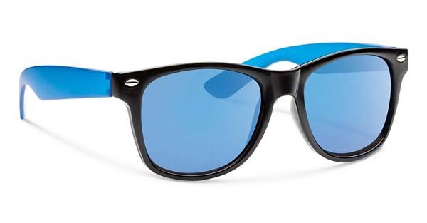Black Royal/Blue Mirror