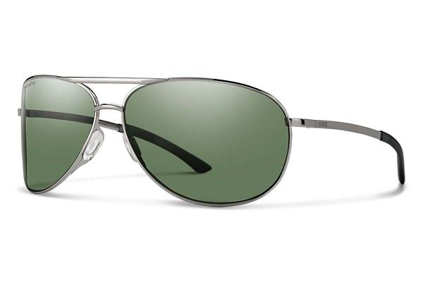 Gunmetal/Polarized Grey Green