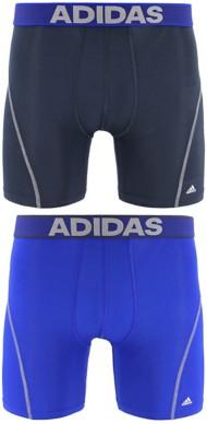 Men's adidas Sport Performance ClimaCool 2pk Boxer Brief Underwear