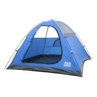 World Famous Crown Point Square Dome Style Tent