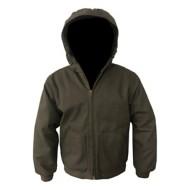 Men's World Famous Canvas Hooded Jacket