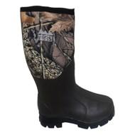 Men's World Famous Camo Neoprene Rubber Boots