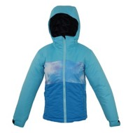 Grade School Girls' Pulse Flurry Insulated Jacket