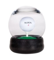 Golf Gifts & Gallery Water Globe Challenge