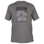 Men's Zoic is Life Tech Tee Biking Shirt