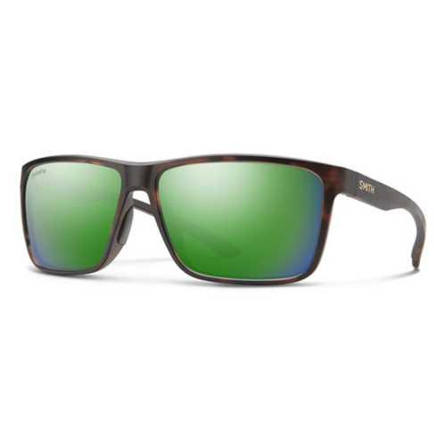 Matte Tortoise/ChromaPop Polarized Green Mirror