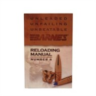 Barnes Manual Reloading No.4