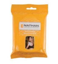 Nathan PowerShower Wipes