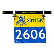 Nathan 2.0 Race Number Belt