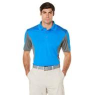 Men's PGA TOUR 2 Color Block Golf Polo