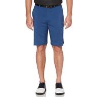 Men's PGA TOUR  Active Waistband Hybrid Heathered Golf Short