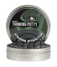 Crazy Aarons Thinking Putty Strange Attractor