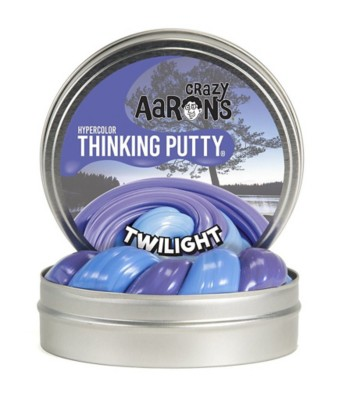 Crazy Aarons Thinking Putty Twilight