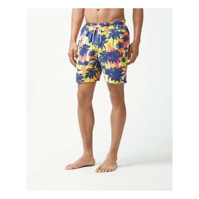 Men's Tommy Bahama Naples Double Deco 6-Inch Swim Trunks