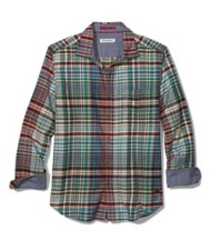 Men's Tommy Bahama Fore-Shore Flannel Shirt