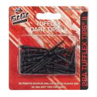 Fat Cat 2BA Tufflex II Soft Dart Tips 50ct.