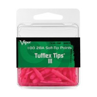 Viper 2BA Tufflex III Soft Dart Tips 100ct.