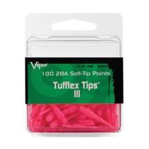Viper 2BA Tufflex III Soft Dart Tips 100ct.
