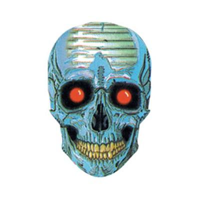 Viper 2-D Glitter Skull Dart Flights