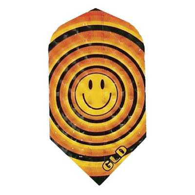Psychedelic Smiley Face