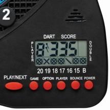 "Fat Cat Sirius 13.5"" Electronic Dartboard"