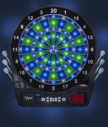Viper ION L.E.D. Illuminated Electronic Dartboard