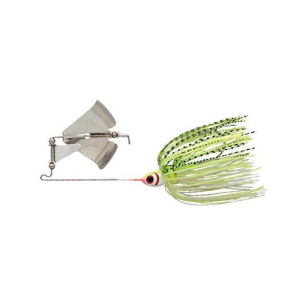 White/Chartreuse Shad