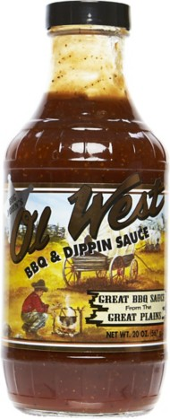 Big John's Ol West BBQ Sauce