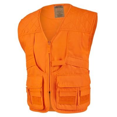 Men's Master Sportsman Deluxe Shooter's Blaze Orange Game Vest