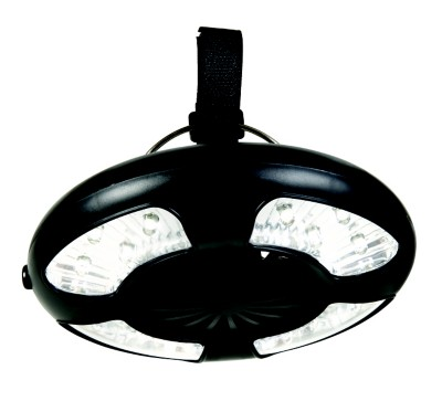 Clam Fan and Light Combo