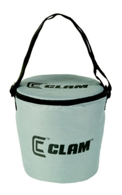 Clam Bait Bucket 1.25 Gal. with Insulated Carry Case' data-lgimg='{