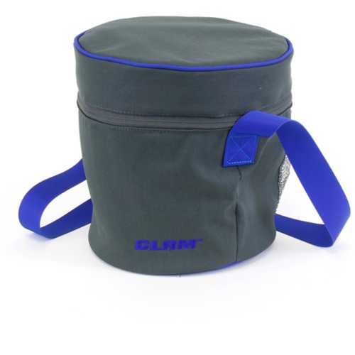 Clam Bait Bucket With Insulated Carry Case