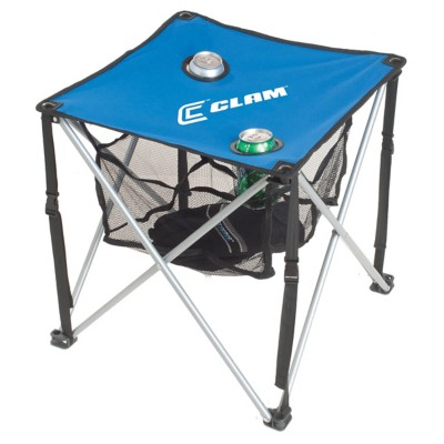 Clam Folding Table with Carry Case' data-lgimg='{