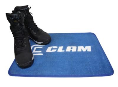 Clam Fish Trap Floor Mat