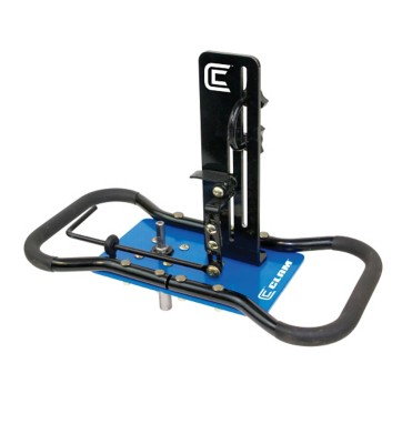 """Clam 6"""" Drill Auger Conversion Kit Combo with Hand Auger"""