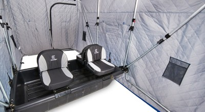 Clam Fish Trap X Series Shelter X400 Thermal