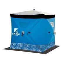 Clam Vista Link Hub Ice Shelter