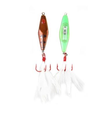 Clam Jason Mitchell Custom Color Rattlin' Blade Spoon Lure