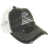 Clam Dave Genz Distressed Trucker Hat