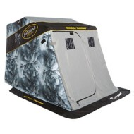 Clam Jason Mitchell Nanook Thermal Ice Shelter
