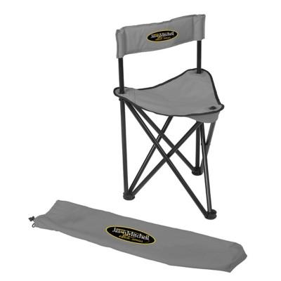 Clam Jason Mitchell Folding Tripod Chair