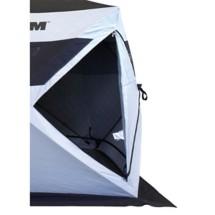 Clam Jason Mitchell Refuge Ice Thermal FLR Hub Shelter