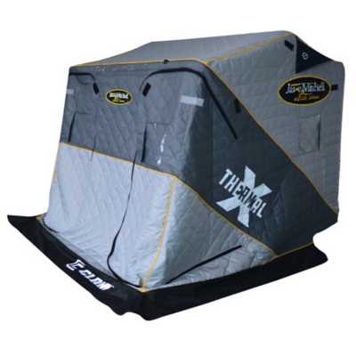 Clam Jason Mitchell Thermal X Ice Flip Shelter