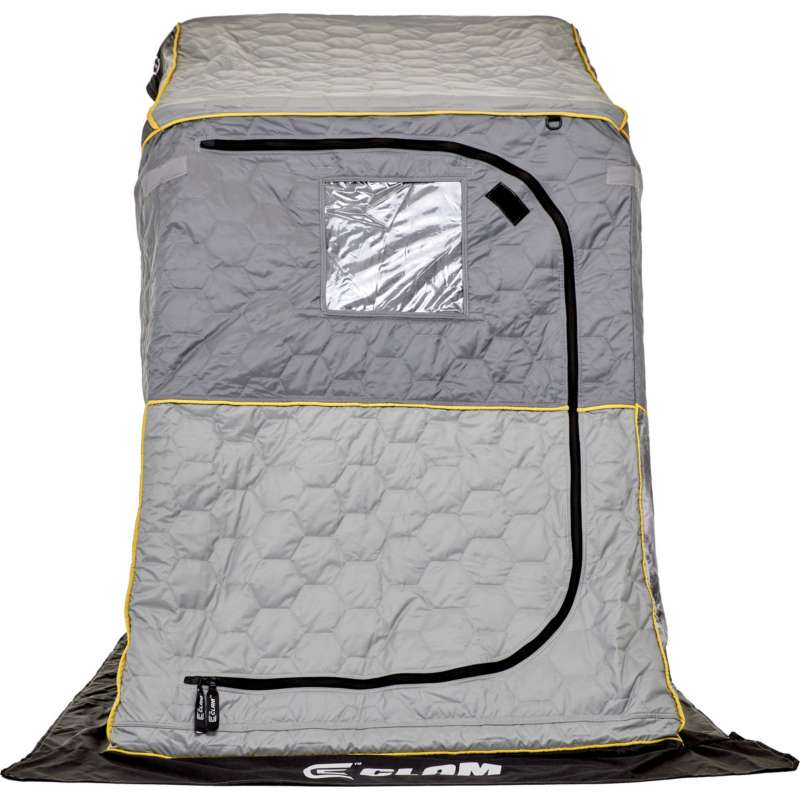 Clam Jason Mitchell Legend XL Thermal Flip Over Shelter