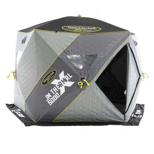 Clam JM X5000 Thermal 5 Side Hub Shelter