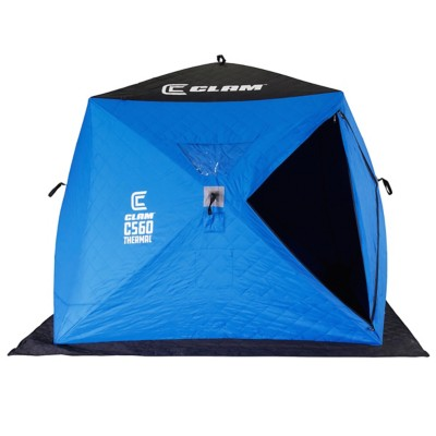 Clam C-560 Thermal Hub Ice Shelter   SCHEELS.com