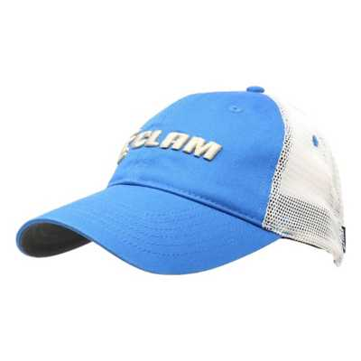 Clam Trucker Hat - Unstructured Snapback