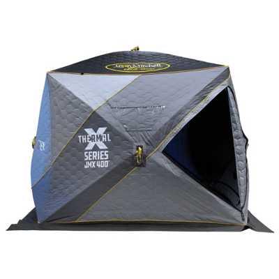 Clam Jason Mitchell X400 Thermal Hub Ice Shelter